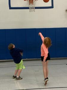 Co-Ed Basketball K-4 Gallery