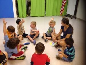 Summer kids' camp
