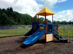 Ballfields playground